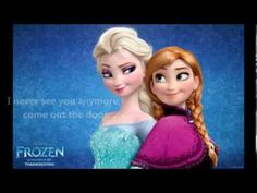 Do You Want To Build A Snowman Frozen Lyrics OMG FALLING IN LOVE COMPLETELY AND ENTIRELY!!!!!!!!!!!!!!!!!!!!!!!!!!!!!!!!!!!!!!!!!!!! WATCH IT IF YOU LOVE ME HAHAHA