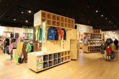 77kids Store Interior / By Michael Neumann Architecture ~ HouseVariety