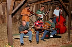 Set Free Bluegrass Gospel