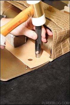 How A Chanel Bag Is Made (8)