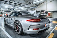 Porsche 991 GT3   Flickr - Photo Sharing!