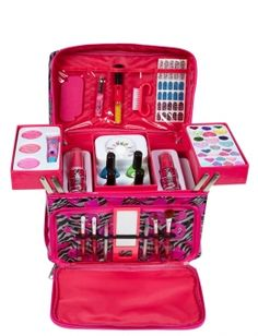 ZEBRA MEGA MAKEUP KIT | GIRLS BEAUTY BEAUTY, ROOM & TOYS | SHOP JUSTICE