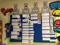 Chalk Talk: A Kindergarten Blog: Updated Emergent CAFE Menu Signs