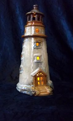 Tall Beacon of Hope by DayJahView on Etsy, $48.95