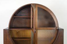 Vintage Art Deco Bar Cabinet