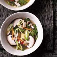 Mercoledì Vegan: zuppa di miso con verdure / CosmoKitchen / for you / Home page - Cosmopolitan