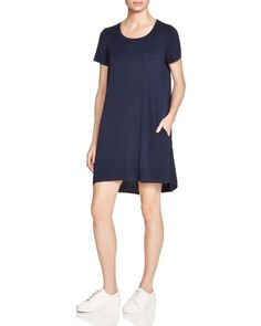 Splendid Jersey T-Shirt Dress