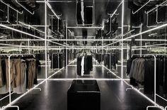 Boutique de vêtements Zuo Corp à Varsovie