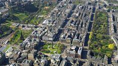In pictures: Britain from the Air comes to Edinburgh - BBC News Edinburgh Travel, Edinburgh City, Edinburgh Castle, Edinburgh Scotland, Best Places To Travel, Places To See, Scotland Location, Most Beautiful Cities, Wonderful Places
