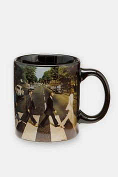 Beatles Abbey Road Mug #urbanoutfitters