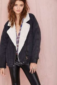 UNIF Overland Jacket | Shop Clothes at Nasty Gal