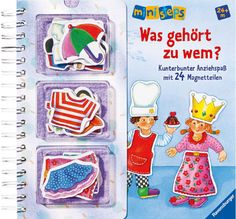 Ravensburger ministeps - Was gehört zu wem? Best Books To Read, Good Books, Drama, Presents For Kids, Animal Posters, Toddler Books, Baby Kind, Book Binding, Fiction Books