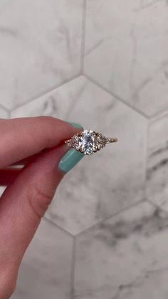 Solitaire Ring Black Rutile Engagement 2.30ct Wedding Bridle Ring Birthstone Ring. Vintage Art Deco Moissanite Ring Halo Ring