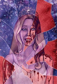"""Broken Baptism"" (Carrie) by Alice Meichi Li"