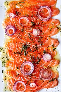 Carpaccio Recipe, Healthy Food Alternatives, Starters, Food To Make, Food Porn, Brunch, Restaurant, Vegetables, Salads