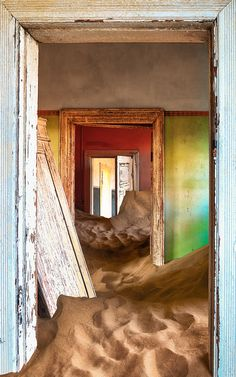 THE DOORS I Namibia, Africa, 2014 • Lightroom Photo Gallery by Pepe Soho • Mexican Photographer