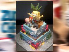 Torta compleanno bimbi Sponge Bob