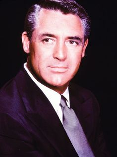 Cary Grant, had class, so handsome, and great actor