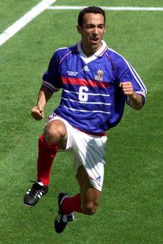 Youri Djorkaeff @ France'98 [a]