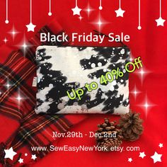 Japanese inspired Creation Bags & Purses, Decor & more! by SewEasyNewYork Cowhide Bag, Handmade Items, Handmade Gifts, Marketing And Advertising, Zipper Pouch, Black Friday, Create Yourself, Purses And Bags, My Etsy Shop