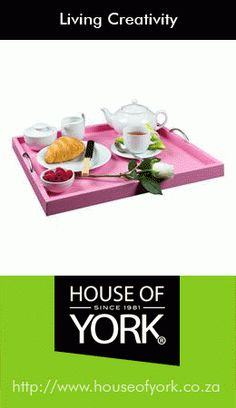 We have colourful trays available from only Our pink one is absolutely perfect to serve your mom breakfast on this Mother's Day next month! House Of York, Wooden Trays, Breakfast Tray, Kitchenware, Decorative Items, Household, Creativity, Colour, Collection