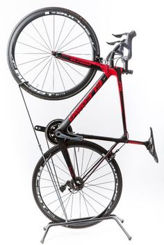 A No Drilling Free Standing Vertical Bike Stand Perfect