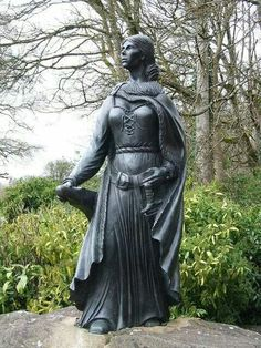 Grace O'Malley famosa pirata del siglo XIV