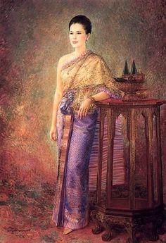 Queen Sirikit  Queen of Thailand