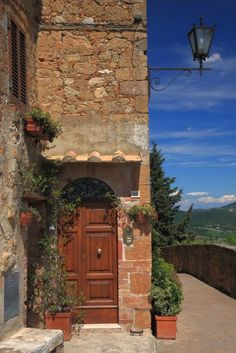 "I watched ""Under the Tuscan Sun"" many times. And one day I will go to Tuscany."