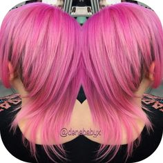 FORMULA: Bubble Gum And Cotton Candy Pink