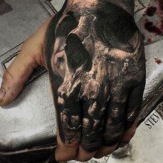 steve butcher tattoo - Google Search