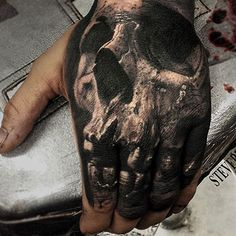 steve butcher tattoo - Google Search
