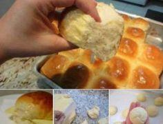 PÃO DE MINUTO: Você vai se surpreender com a facilidade e o sabor deste pão! - Receitas e Dicas