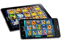 Games of Mobile Slots at Online Casinos
