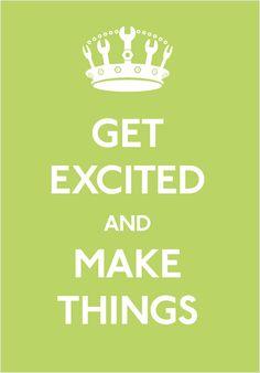 and make things I shall! :)