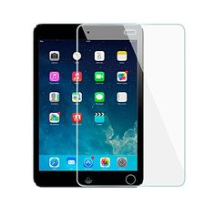 Anker Tempered-Glass Screen Protector for iPad Mini/iPad Mini 2 / iPad Mini 3 with Retina display - Premium Crystal Clear w/ (Not compatible with iPad Mini Electronics Ipad Tablet, Ipad Case, Ipad Pro, Ipad Mini 3, Retina Display, Ipad Air 2, New Ipad, Laptop Accessories, Tempered Glass Screen Protector