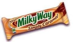 I like the Milky Way Caramel!