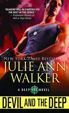 Devil and the Deep (Deep Six #2) by Julie Ann Walker