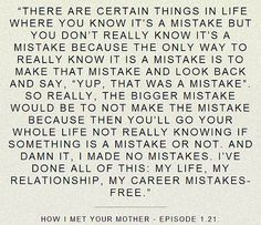 How i met your mother quote