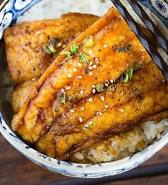 Then you must try this catfish kabayaki recipe, sweet and delicate tare sauce on top of tender juicy catfish and garnished with sesame seeds. Fish Dishes, Seafood Dishes, Fish And Seafood, Seafood Recipes, Cooking Recipes, Easy Japanese Recipes, Japanese Dishes, Asian Recipes, Ethnic Recipes