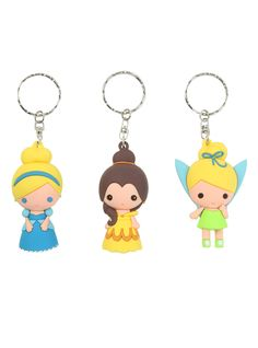 Disney Key Chain Series 2 Blind Bag Figure.   I got Cinderella. :)
