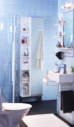 IKEA Banyo: Stil sahibi bir banyo için ihtiyacınız olan her şey IKEA'da.
