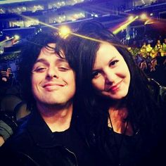 Billie and Adrienne at the Grammys!!! They are PERFECT OMG