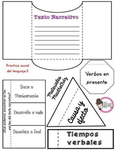 Educational Activities, Math Activities, Spanish Worksheets, Bookmark Craft, Teachers Corner, Gifted Education, Memory Books, Science Classroom, Interactive Notebooks