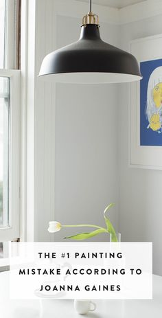 The TV host says this is the biggest mistake you can make when painting anything in your home. — via @PureWow