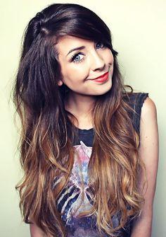 Zoe Sugg (zoella280390) pls follow me!! You are beautiful!! @Zoe Sugg
