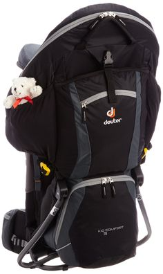 7402616a688 Deuter Kid Comfort III Black Granite     Find out more about the great  product at the image link.