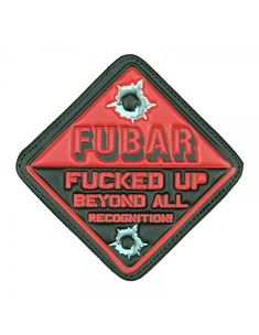 FUBAR - Morale Patch - Hero Outdoors