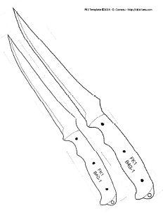 2721 best knife patterns images on pinterest in 2018 knife