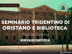 #invasioniOR14 #invasionidigitali #maperti14